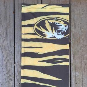 Mizzou Tigers face/neck cover